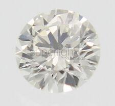 0.14 Carat E Color VS1 Round Brilliant Enhanced Natural Loose Diamond 3.16mm