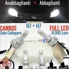 2 Kit LED H7 Vw Passat B5 B6 B7 CC variant ANABB + ABBA CANBUS no error 6500K