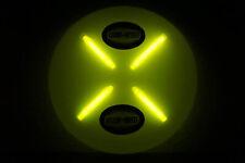 Flite por Nite Lumi-Nitro disco amarillo con Glowsticks