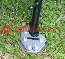 BMW R1250GS K50 Liquid Cooled Side Stand Foot Extension,Enlarger,Toe,Pad,Plate