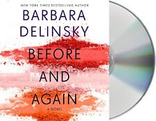 Barbara Delinsky BEFORE AND AGAIN Unabridged 12 CDs 14.5 Hrs *NEW* FAST Ship !