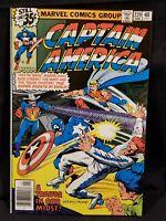 1978 CAPTAIN AMERICA 229 NM Constrictor App VIBRANT Comic Issue vtg key 70s