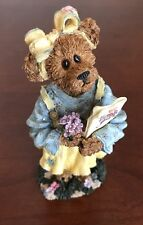 Boyds Bears, Abby T. Bearymuch.Yours Truly, Nib, 1E/74