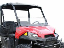 SuperATV Polaris Ranger Midsize 500/570/EV/ETX Scratch Resistant Half Windshield