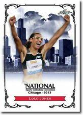 LOLO JONES 2013 LEAF NATIONAL EXCLUSIVE COLLECTORS PROMO CARD