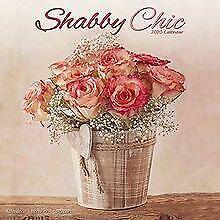Shabby Chic Calendar 2020 von Avonside Publishing Ltd | Buch | Zustand sehr gut