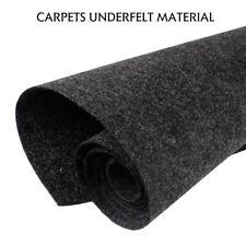 Restoration Vehicles Underlay Carpet Liner Non Woven Felt Fabric Mat 2Mx2.6M