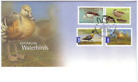 "2012 FDC Australia. Australian Waterbirds. Duck Pict.FDI  ""RIVERVIEW"""