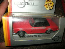 1:43 Gama Mercedes-Benz 230 SL Pacode rot/red OVP