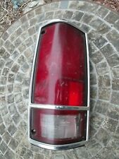 1983-1994 CHEVY S-10 BLAZER, OTHER, LH TAIL LIGHT ASSEMBY, GM 16500583 1, O.E.M.