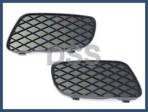 Genuine Smart Fortwo Lower LEFT + RIGHT SET Grille Fog Lamps Cover driver passen