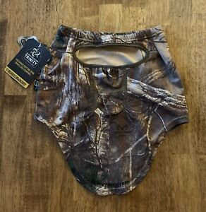 Scentblocker Trinity Technology Realtree Xtra Silver Antimicrobial 3/4 Facemask
