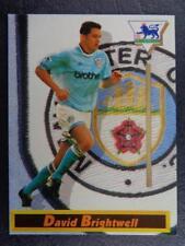 MERLIN INGLESAS PREMIER LEAGUE 1993-1994 - DAVID Brightwell Man City #53