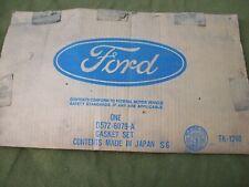 NOS Genuine OEM Ford Head Gasket Kit 1975 75 Courier Trucks Mazda B2000 1.8L