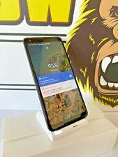 Google Pixel 2 XL - 64GB-SOLO NERO (SBLOCCATO) SMARTPHONE UK venditore!