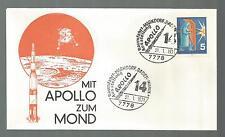 MIT APOLLO ZUM MOND 1971 APOLLO 14 IKARUS