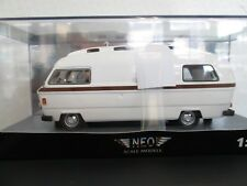 Merrcedes-Benz L 206D Orion II Camper Motorhome by Neo 1/43 scale