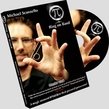 Pi: Ring on Band (Bands Included) by Michael Scanzello from Murphy's Magic