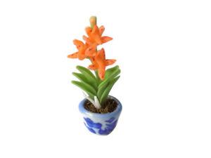 1:12 Dolls House Miniature house plant-garden-accessory-flowers-shop