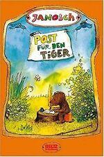 Post für den Tiger: Die Geschichte, wie der kleine Tiger... | Buch | Zustand gut