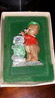 Hallmark The Ice Sculptor Ornament 1982 Christmas Bear