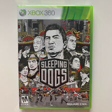 Sleeping Dogs - Xbox 360 *** BRAND NEW ***