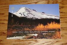 Original 2007 Jeep Full Line Sales Brochure 07 Wrangler Liberty Grand Cherokee