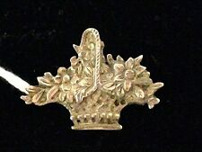 Fratelli Coppini Sterling Silver Vintage Brooch