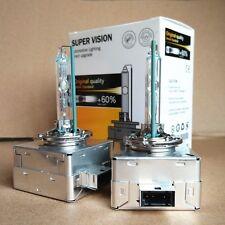 2x D3S Xenon HID Headlight lamp 6000K Super bright replace Philips & OSRAM Bulbs