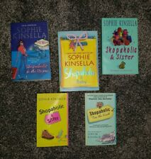 Lot Of 5 Sophie Kinsella Books Shopaholic & Sister/ Baby/To the Rescue/Ties knot