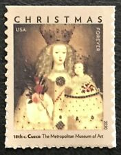 2020 Scott #5541 - Forever - OUR LADY OF GUAPULO - CHRISTMAS Booklet Single MNH