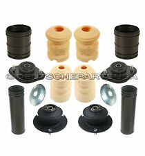 FRONT REAR STRUT BEARING SHOCK MOUNTS BUMP STOP BELOW DUST SLEEVE for BMW E36