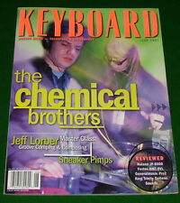 1997 Fostex DMT-8VL, KORG Trinity, SONY MDM-X4, Roland JP-8000 Keyboard Magazine