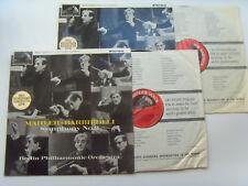 John BARBIROLLI - Mahler Symphony No. 9 UK original 2LP ASD.596-7