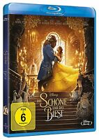 Die Schöne und das Biest (Real 2017)[Blu-ray](NEU/OVP) Emma Watson, Dan Stevens,