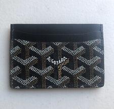 Goyard Card Holder (Black)