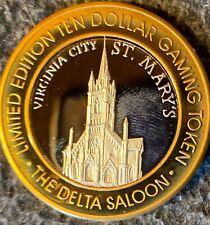 Delta Saloon - Virginia City Silver Strike