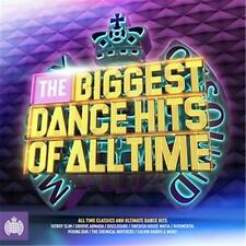 MINISTRY OF SOUND BIGGEST DANCE TRACKS OF ALL TIME VARIOUS CD NEW rel 7/04/2017