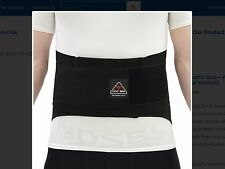BACK SUPPORT by ITA-MED (ELASTIC DUO-SUPPORT) XL
