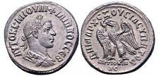 AC#HC Ancient Philip II AR Tetradrachm of Antioch AD 249 Coin 12.8g 26mm