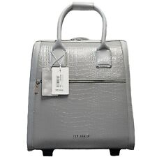 70476551c9fcd5 Ted Baker Cressa Reflect Roll Two Wheel Carry On Weekend Travel Bag
