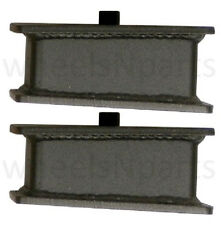 """Lift Blocks 4"""" Fabricated Steel Pair For Rear Axle 2007-10 Chevy 2500 3500 Truck"""