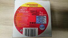 Rothenberger Verkupferter Stahl-Schweissdraht   1 kg  0,8 mm