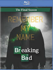Breaking Bad: The Final Season (Episodes 1-8)  [Blu-ray]  L NEW!