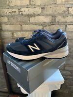 NIB New Balance Men's Running Shoes Navy Blue M990NV5 MED -  PICK SIZE