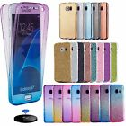 Samsung Phone case cover shockproof 360°Protective Clear Gel Case Cover galaxy