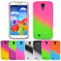 Für Galaxy S4 i9500 i9505 Bumper Schutzhülle Case Cover Schale Display Folie