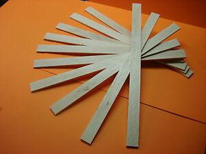 10-520 Rührholz Anrührstab Farbholz Rührstab Holzstab Holzleisten 260x16x3,2mm