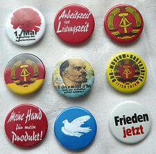 Button Batten Abzeichen vom DDR MUSEUM TUTOW