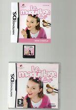 LE MAQUILLAGE DE JULIE !!! Superbe sur DS/Dsi/3DS